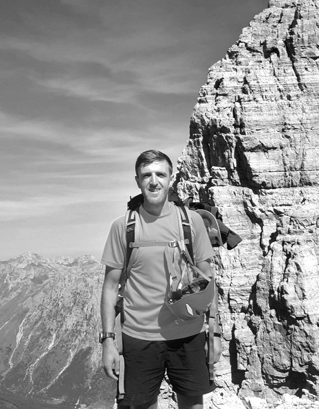 Adnan Beqiraj Mountain Guide